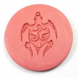 Turtle silicone mould