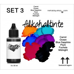 Alcohol inks Set 3