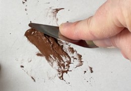 The easy way to make metal clay paste type